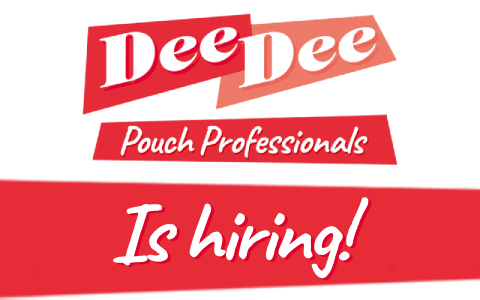 DeeDee Pouch Professionals is hiring!